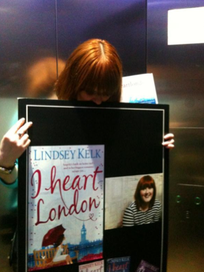 Lindsey Kelk I Heart London